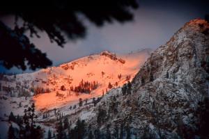 Sunrise Squaw Peak
