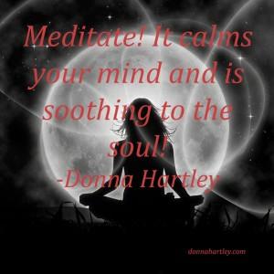 meditation and soul