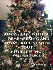 Christmas  Barclay